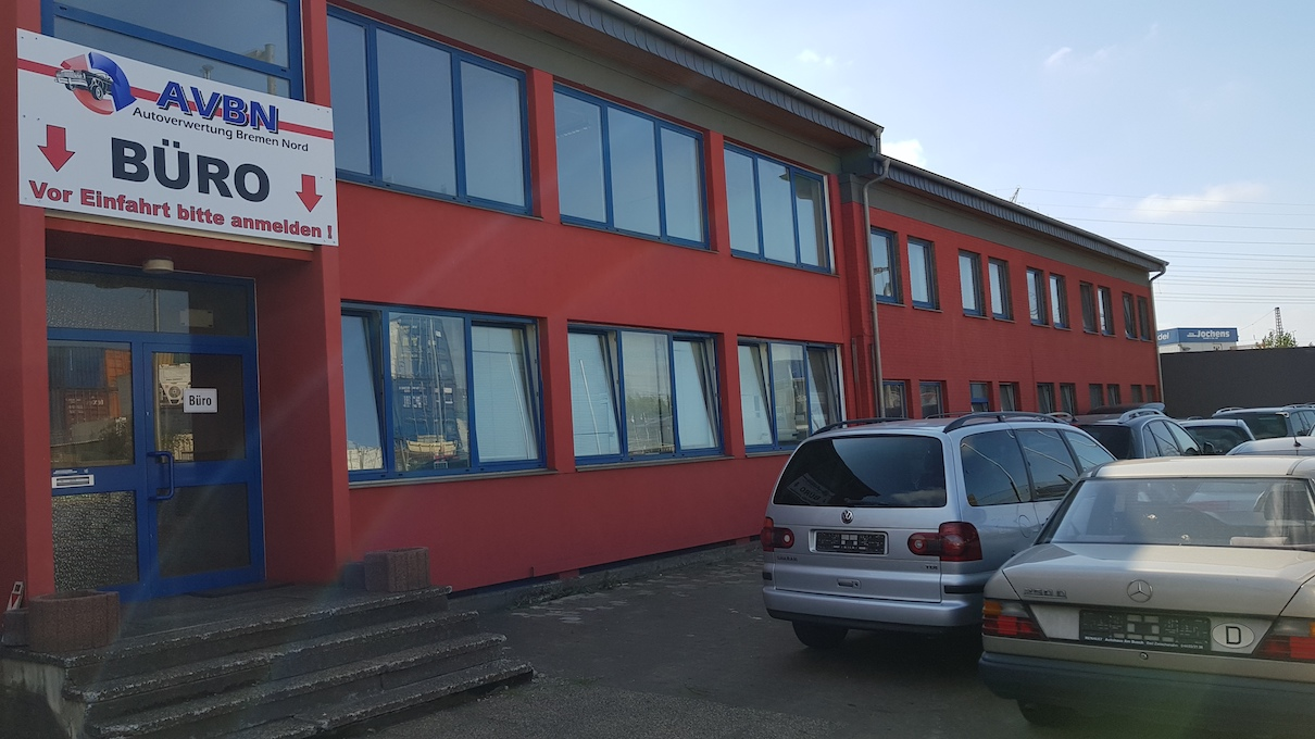 Avbn Autoverwertung Bremen Fahrzeugverwertung Nach Aktuellen